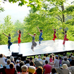 Jacob's Pillow Dance (Becket, MA)