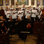 Bach Vespers at Holy Trinity