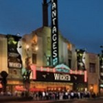 Broadway in L.A. (Pantages Theater)