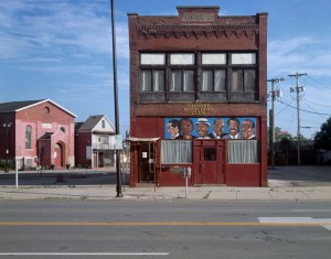 The Colored Musician's Club of Buffalo, NY