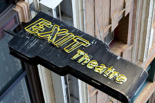 EXIT Theatre