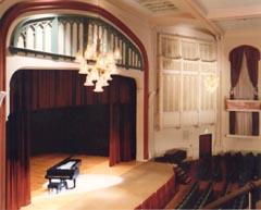 Faye Spanos Concert Hall