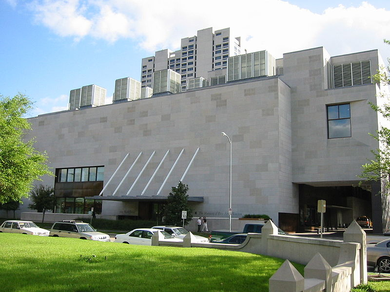 Museum of Fine Arts, Houston (MFAH)