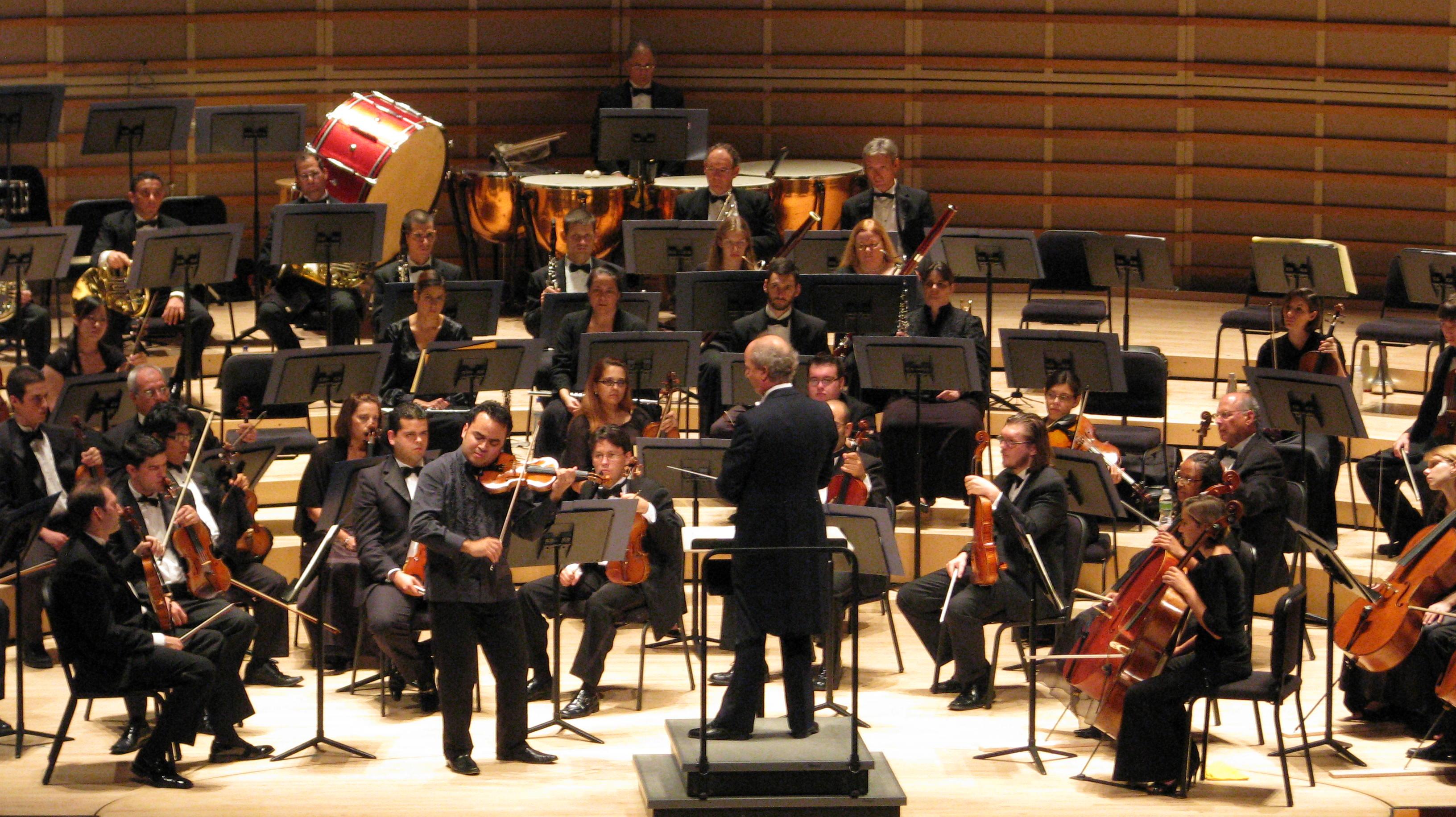 New World Symphony (NWS)