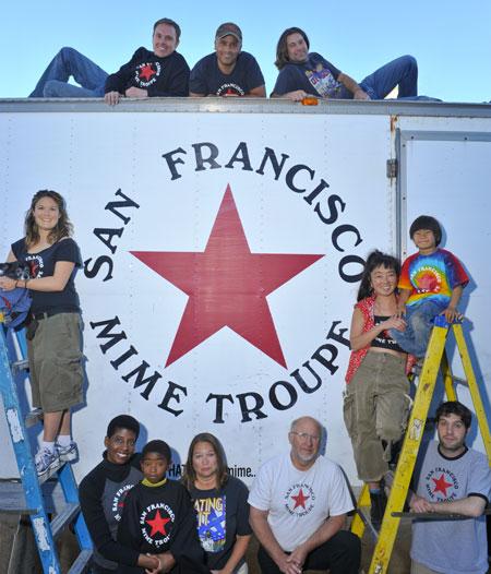 San Francisco Mime Troupe (SFMT)
