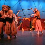 Sandra Organ Dance Theater (Earthen Vessels)