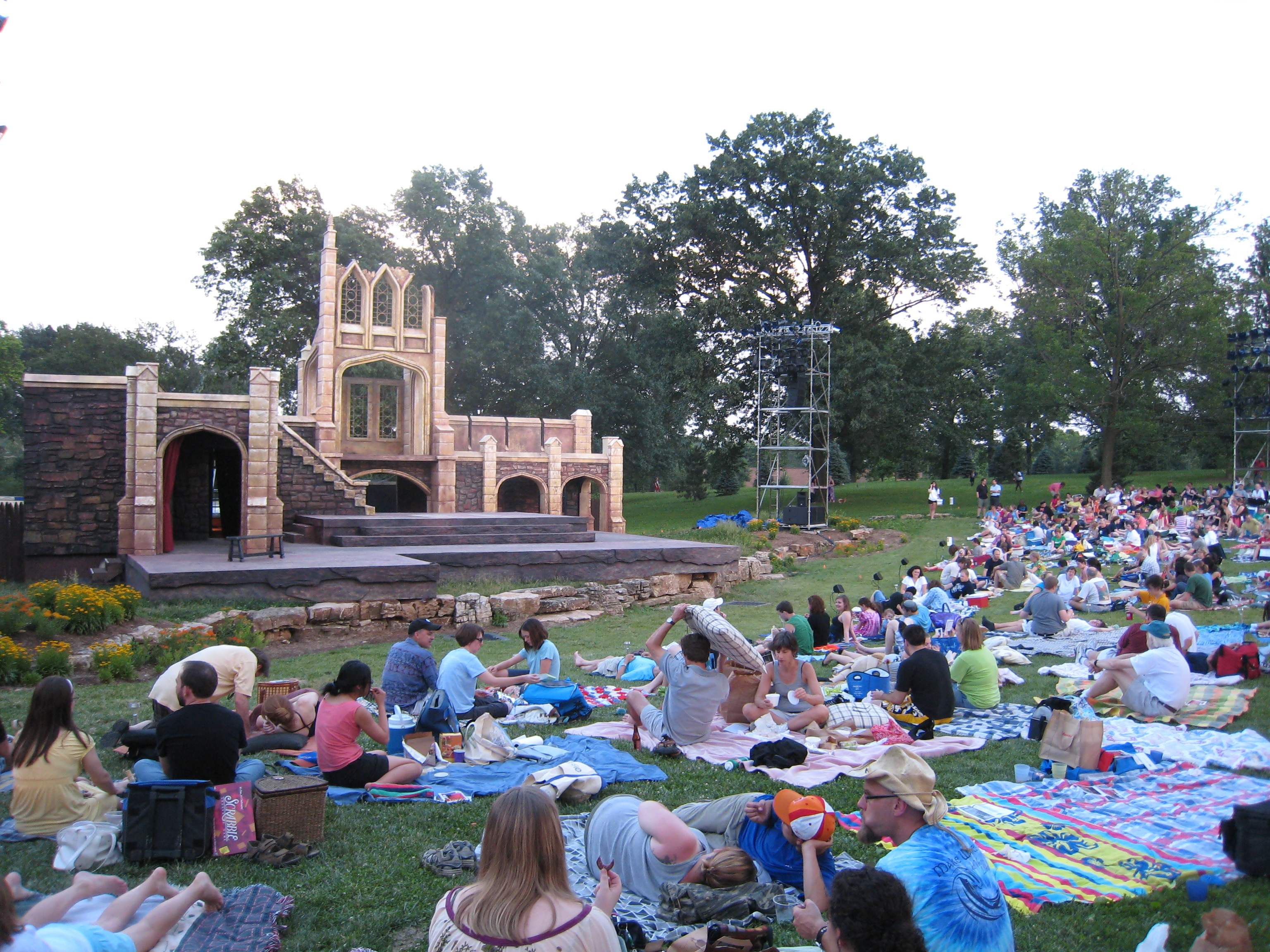 Shakespeare Festival St. Louis