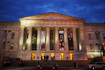 Smithsonian American Art Museum (SAAM)