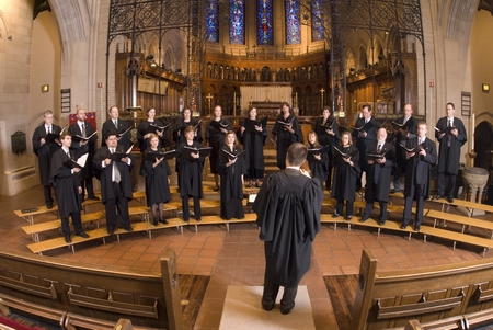St. Martin's Chamber Choir