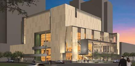 The Tateuchi Center
