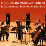Chamber Music Conference & Composers' Forum of the East (Bennington, VT)