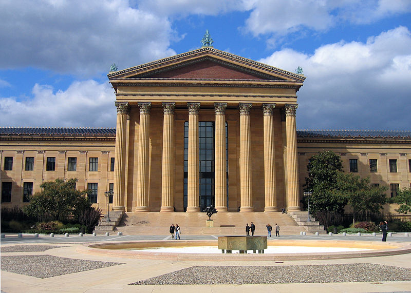The Philadelphia Museum of Art (The PMA)