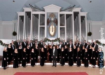 The Singers - Minnesota Choral Artists