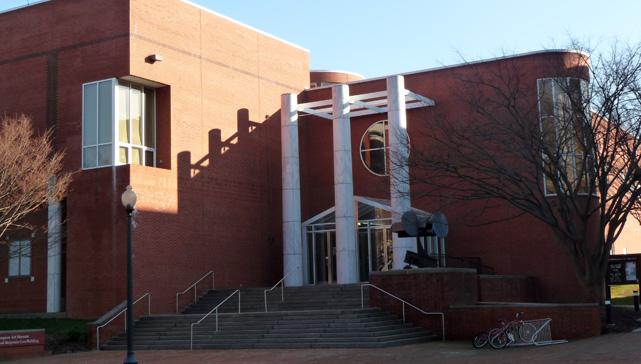 Weatherspoon Art Museum