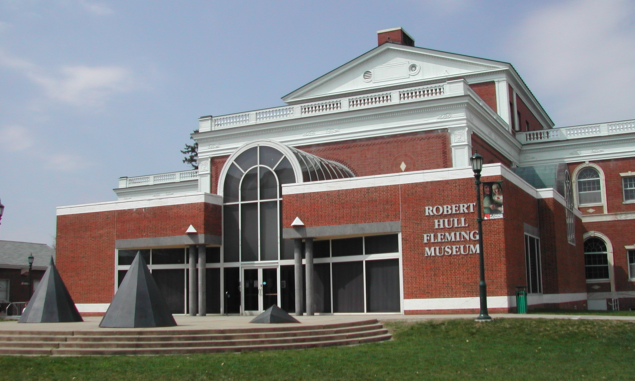 Fleming Museum at the University of Vermont