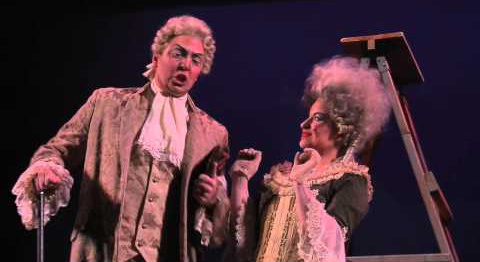 Opera Columbus Figaro