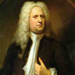 "Handel, the composer of ""Messiah."""
