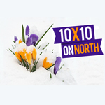 """10×10 on North"" Brings New Color to Midwinter with Ten Hot New Plays"