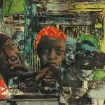 Romare Bearden Prints on Display at The Taft Museum