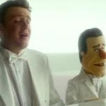 Jason Segel in Man or Muppet