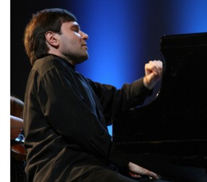 Pianist Alexander Korsantia