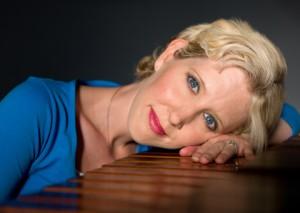 Nena Lorenz and marimba