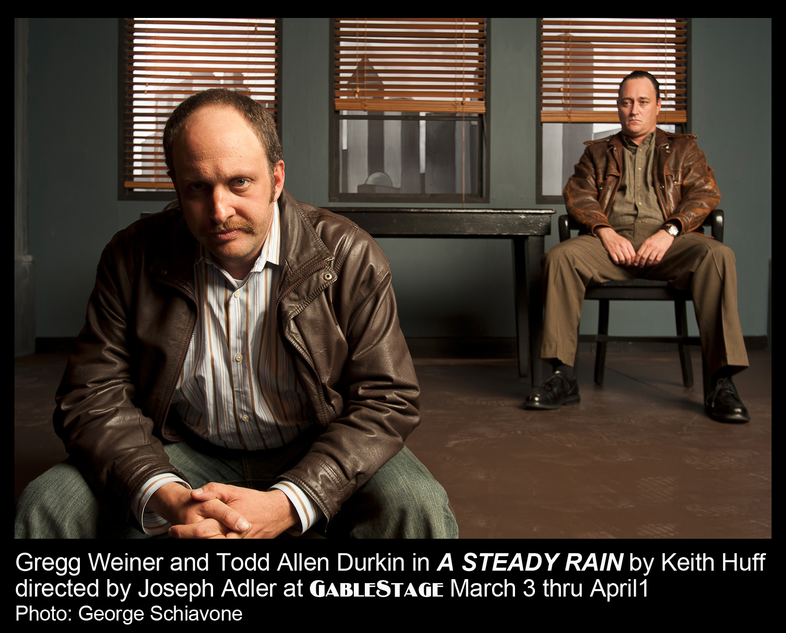 """a steady rain I highly recommend """"a steady rain"""" at the john kirby studio, take full advantage of this fringe extension."""