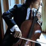 Cellist and Sitka Music Director Zuill Bailey, Photo by Lisa-Marie Mazzucco