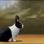 Robert Deyber – Hare He Comes Again, Artist Tour at the Martin Lawrence Galleries
