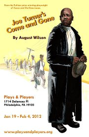 Joe Turner's Come and Gone at Plays and Players