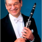 David Shifrin, Artistic Director of Yale in New York; photo culled from the Yale School of Music web site.