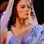 Mlada Khudoley as Salome