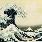 """Encountering Hokusai's """"Great Wave at Kanagawa"""""""