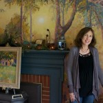 Simsbury Open Studio Tour: Catherine Elliott & Mandy Adendorff