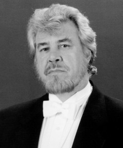 Maestro and artistic director Mrobert Lyall