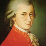 The tragic Wolfgang Mozart, whose unfinished Requiem was commissioned six months before his death.