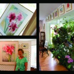 Simsbury Open Studio Tour: Julie Parker-Post & Jacie Jakubowski