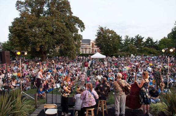 Strathmore Summer Ukelele Fest Concert 2011