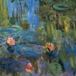 Monet, &quot;Waterlilies&quot; - Courtest of Portland Art Museum