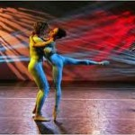 Choreographers Davis Robertson and Helen Heineman  Presenting Work: New York Live Arts May 23 and 24th