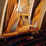 Jacobs Will Play With the Kauffman's Organ