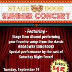 Stage Door Summer Concert